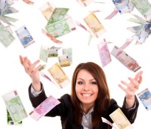 Stadig større utbetalinger ved online kasino slotsmaskiner